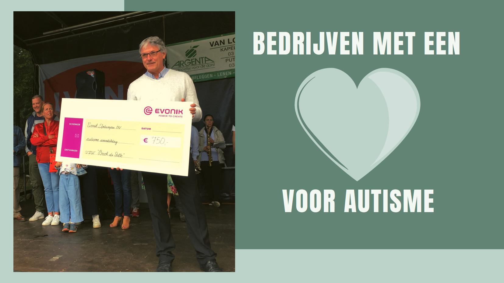 Bedrijven met een hart voor autisme