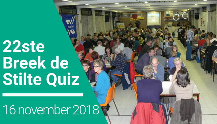 22ste Breek de Stilte Quiz