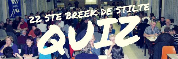 22ste Breek de Stilte Quiz